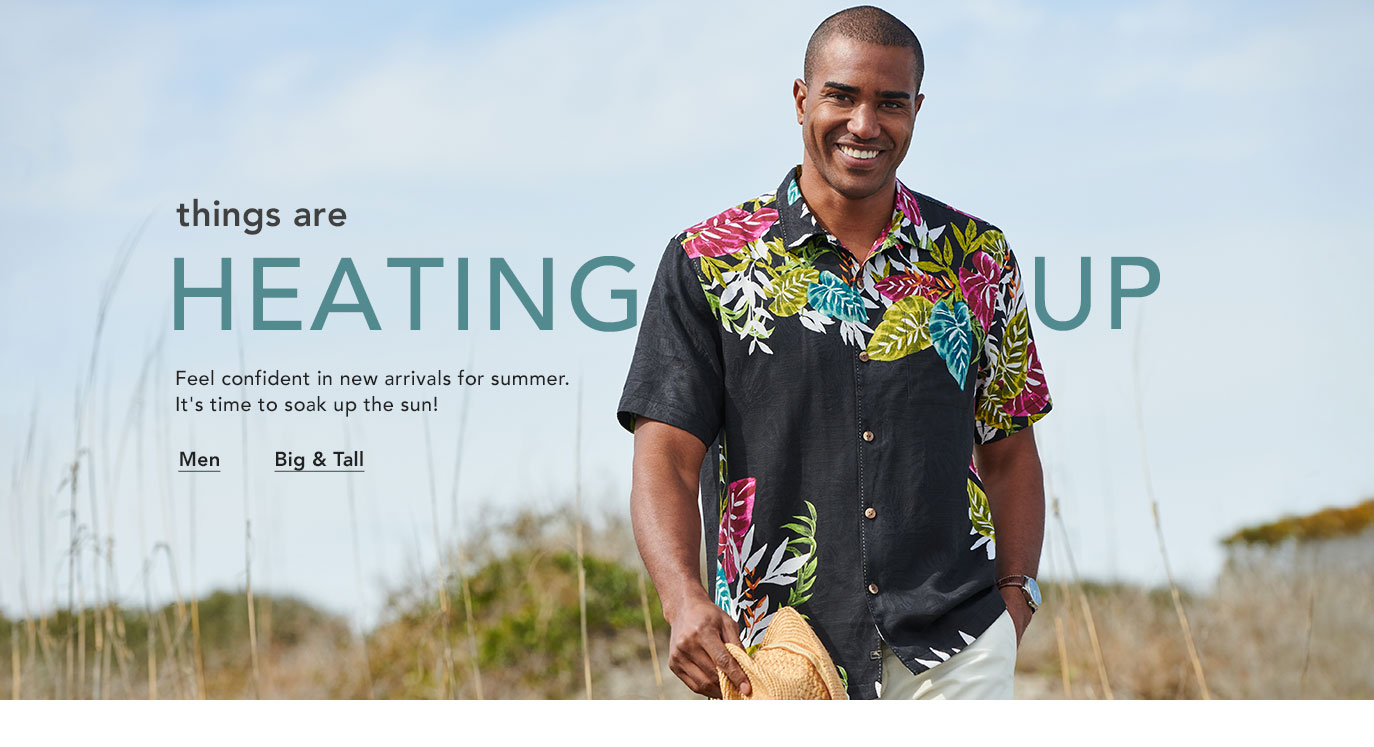9f09ab885b69 Men's Clothing, Shoes, and Accessories | Tommy Bahama