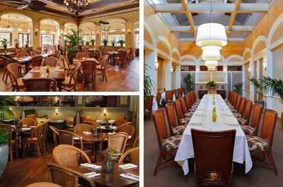 Tommy Bahama Stores Restaurants Las Vegas Group Event