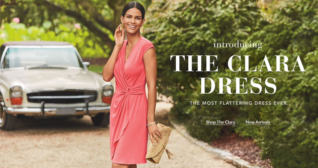 Introducing The Clara Dress