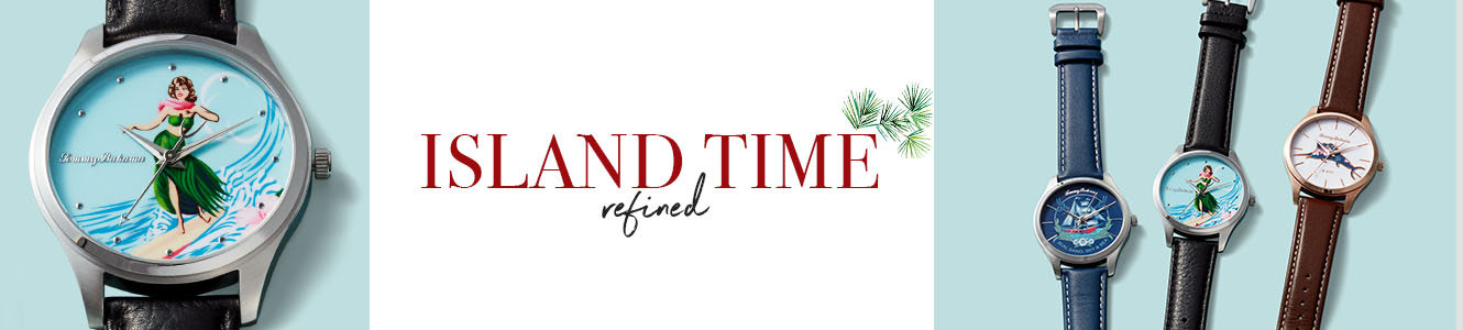 Island Time Refined