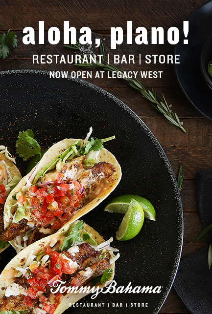 Restaurant, Bar, & Store now open in Plano, TX