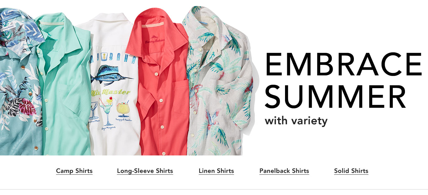 0def010c63d3 Men's Shirts – View All | Tommy Bahama