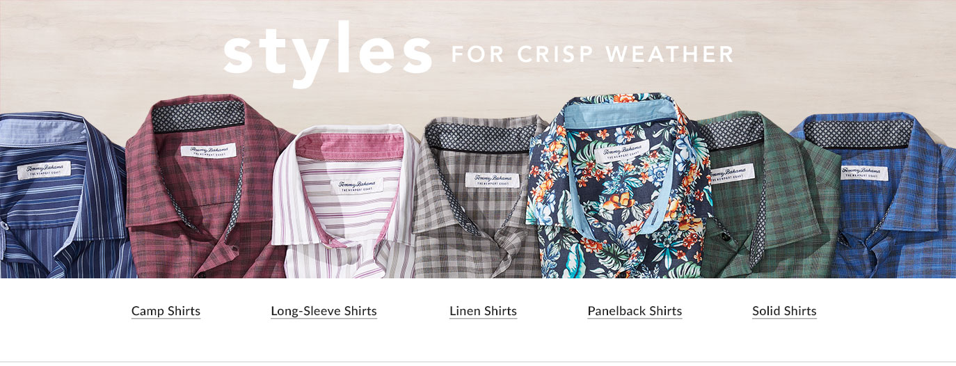 Styles For Crisp Weather