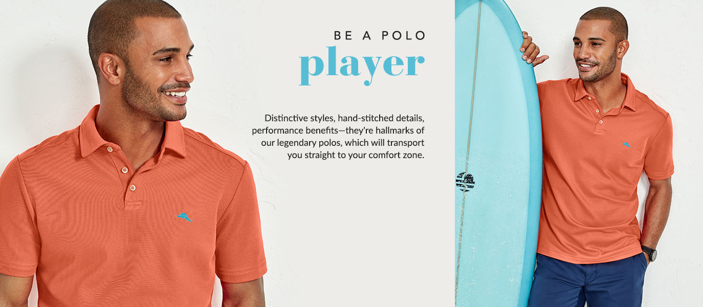 Be a Polo Player