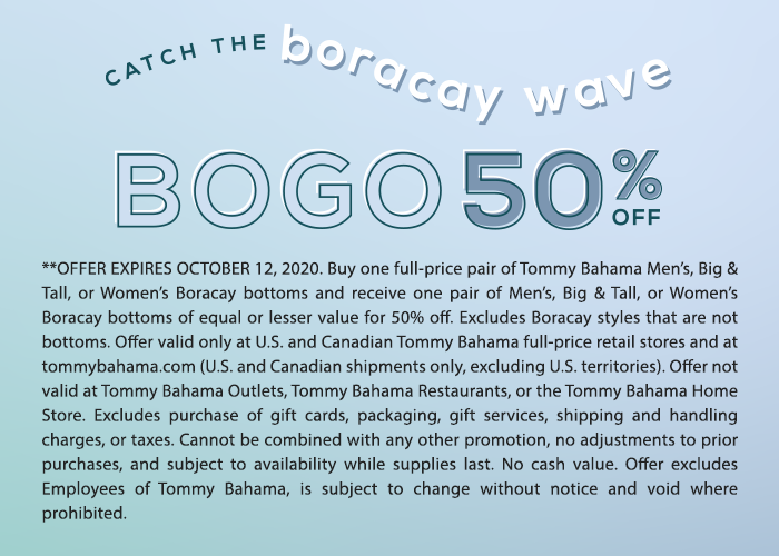 Catch the Boracay Wave: Buy One, Get One 50% Off