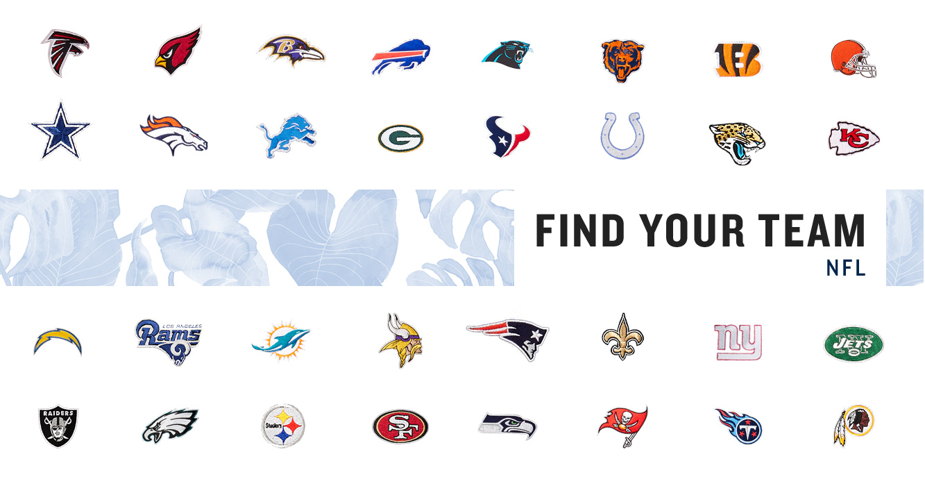 NFL: Find Your Team