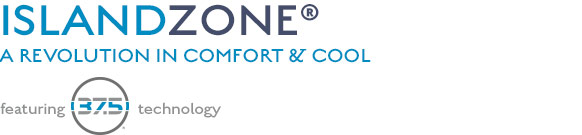 IslandZone: a revolution in comfort & cool